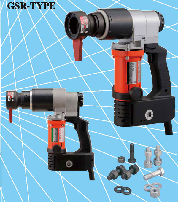 定扭矩型电动扳手m16-m36螺栓专用钢结构安装企业好帮手高清图片 高清