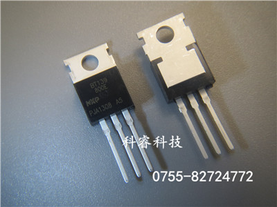 商机库 电子元器件 集成电路 >> bt136-600e 双向可控硅 bt139-800e