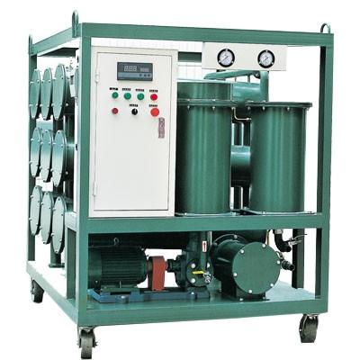 变压器油单极高效真空滤油机
