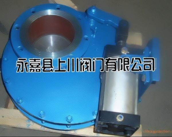 上川阀门,摆动式陶瓷进料阀,仓泵旋转进料阀图片