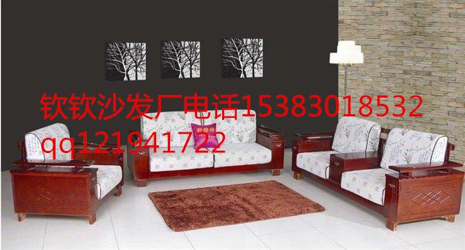 布木结合沙发产品图片高清大图
