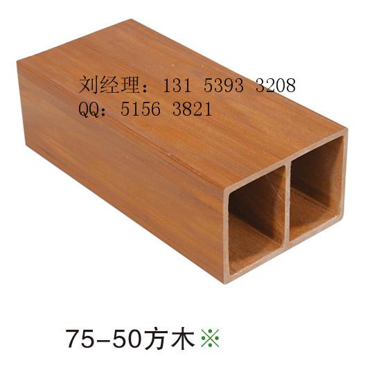 生态木方通安装方法