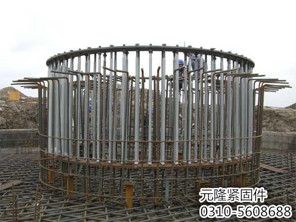 提供钢结构地脚螺栓,m24地脚螺栓加工定做-元