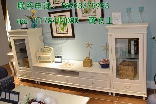 欧式电视柜储物柜餐边柜书柜茶水碗柜客厅办公家具柜