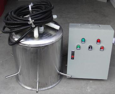 内置式  内置式水箱自洁消毒器安装方法/步骤  1,将能量控制器安装