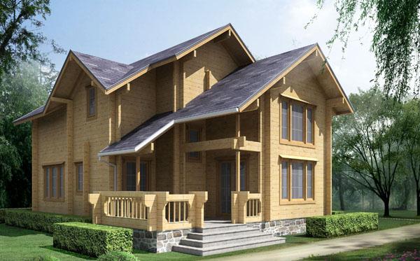[供应]木结构房屋如何设计才能更舒适