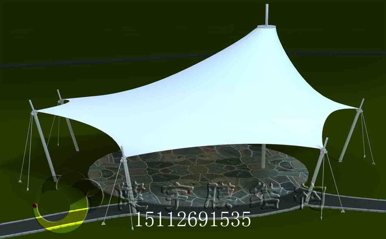 长沙膜结构【长沙广场遮雨棚膜结构价格13430938287