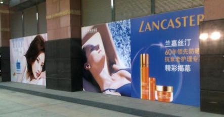 深圳市观澜招牌制作安装设计led发光字高清图片 高清大图