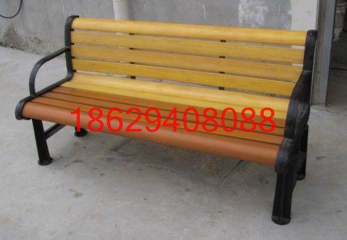 废木原木椅子图片