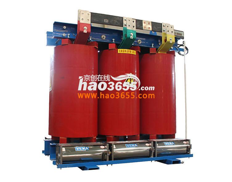 干式变压器厂家排名 10kv高压三相配电干式变压器 含风机温控 厂家